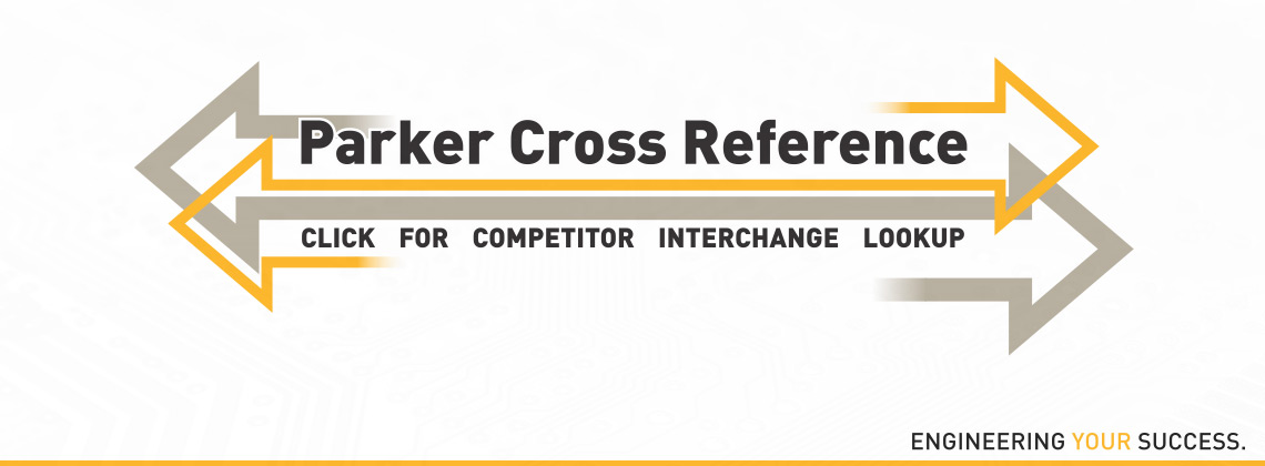 Parker Cross Reference Tool