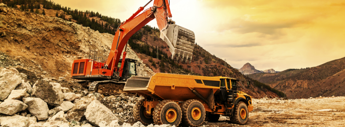 Building the future of construction machines