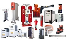 Compressed Air Treatment Service