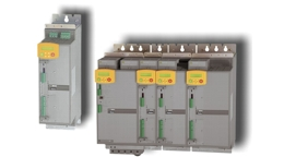Parker Servo Drives and VFD