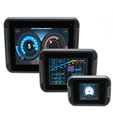 Parker PHD Displays for mobile, off-road equipment