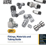 Instrumentation Fittings, Materials and Tubing Guide