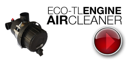 ECO-TL Engine Air Cleaner