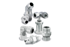 Tube Fittings and Adapters from Parker